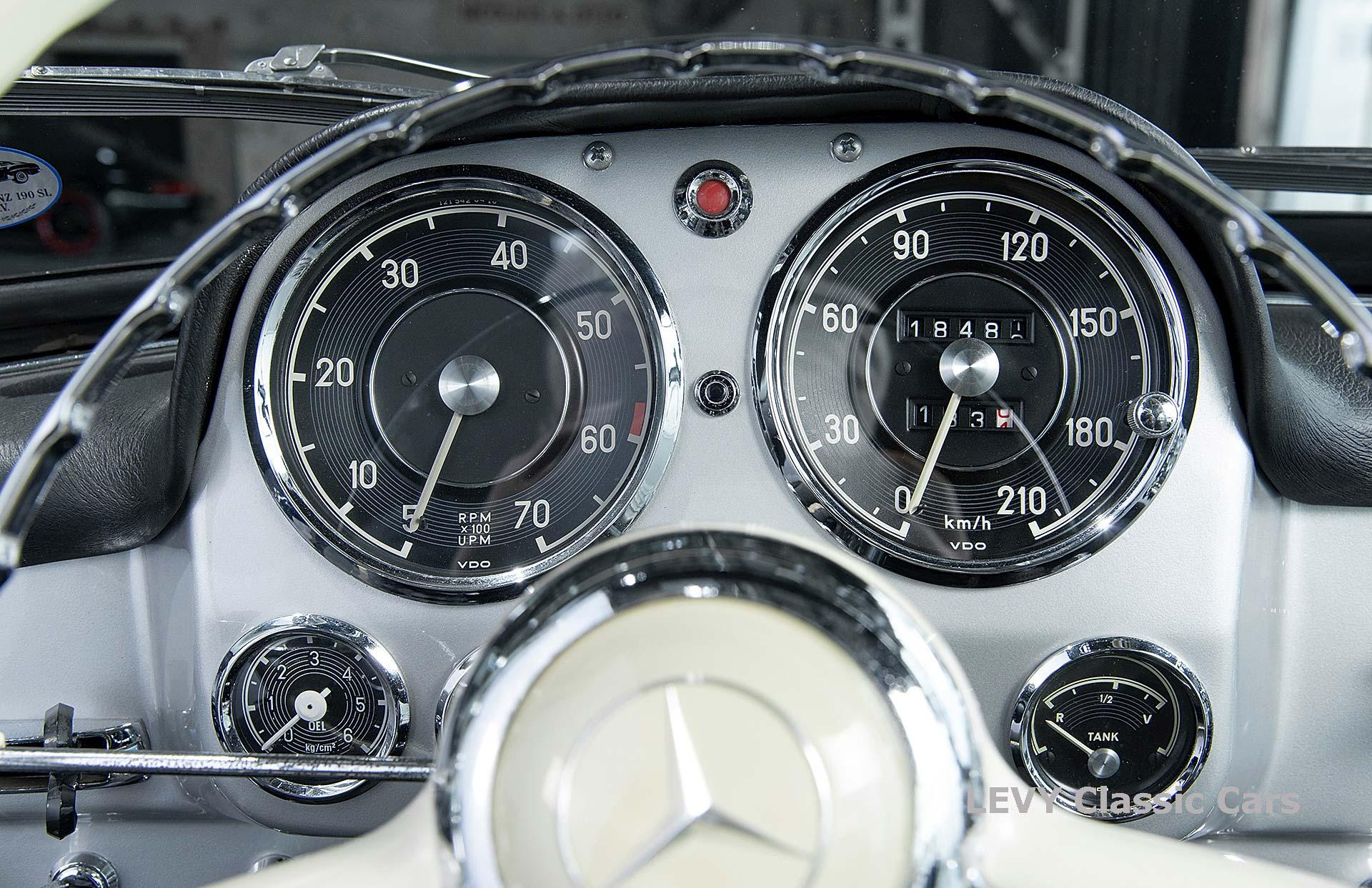 MB 190SL 24217 094