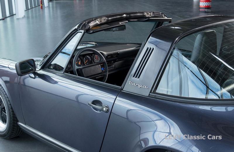 Porsche 911 Targa blau 61547 15