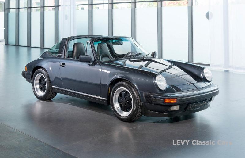 Porsche 911 Targa blau 61547 16