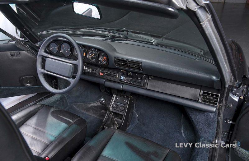Porsche 911 Targa blau 61547 41