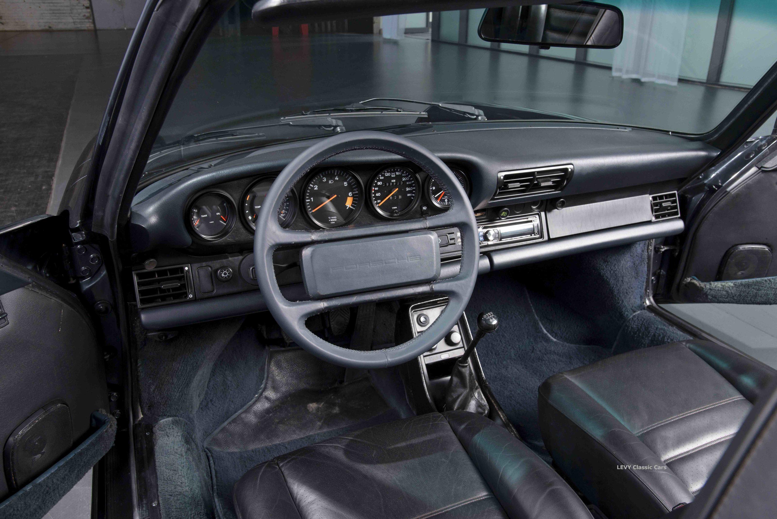 Porsche 911 Targa blau 61547 42