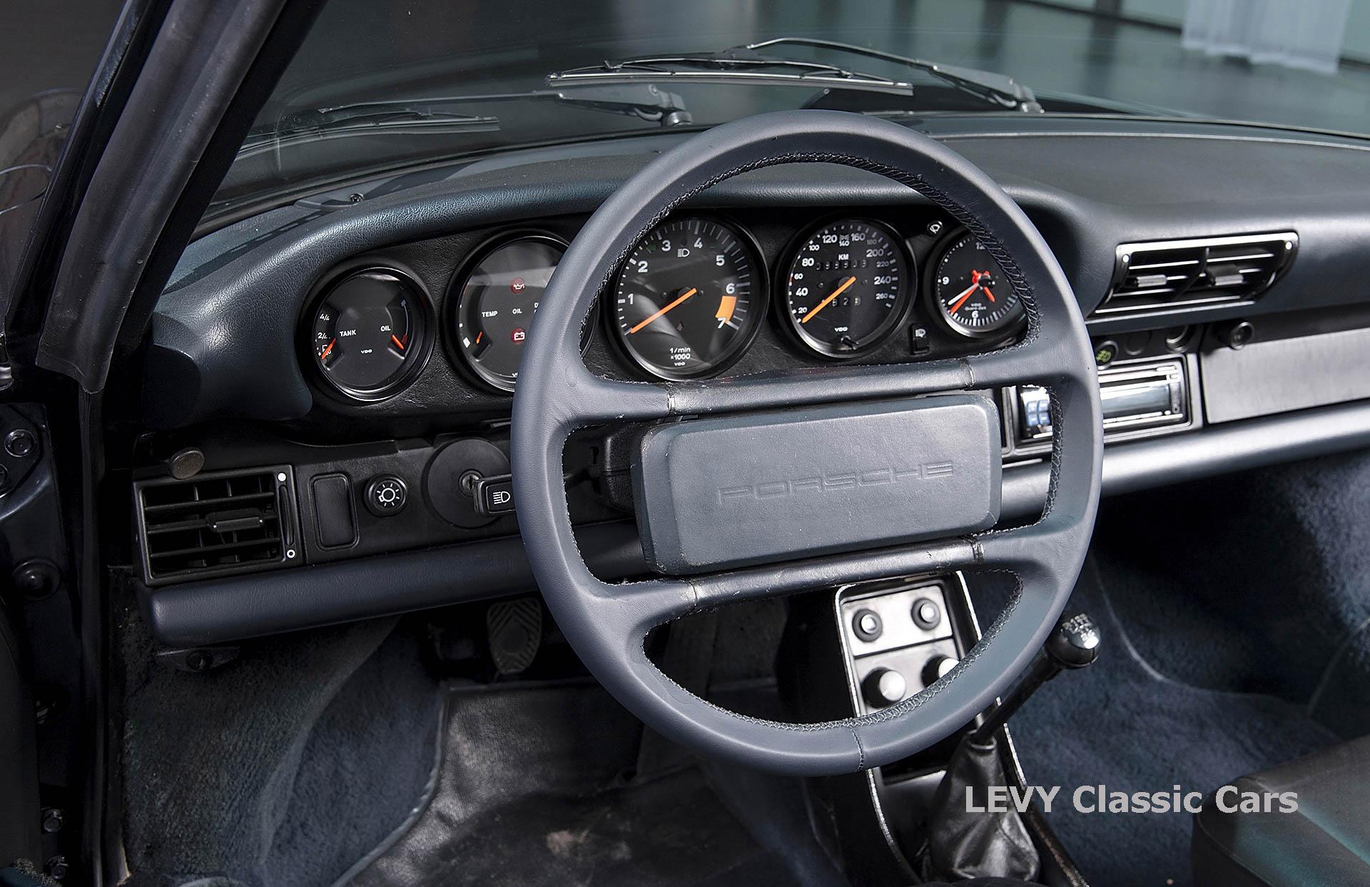 Porsche 911 Targa blau 61547 43