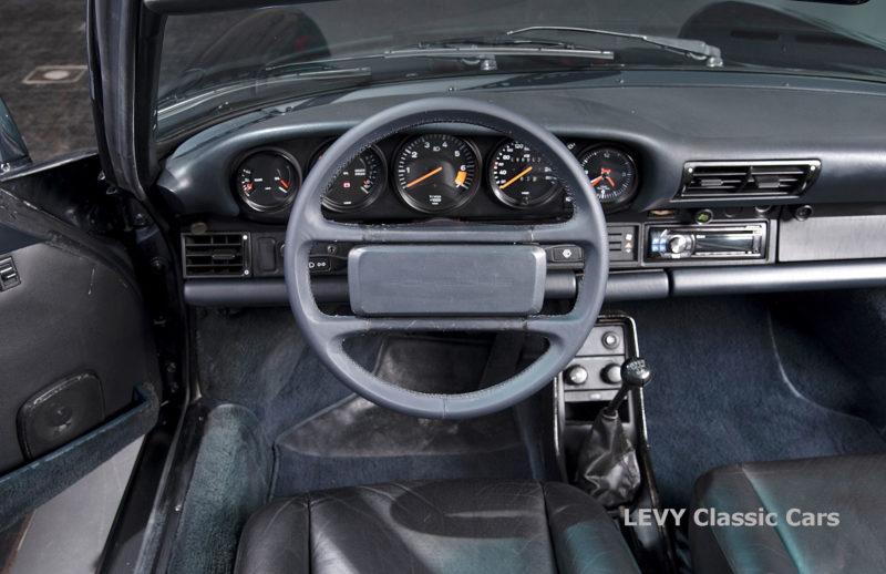 Porsche 911 Targa blau 61547 45