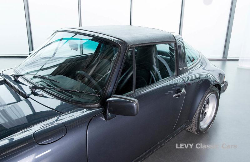 Porsche 911 Targa blau 61547 67