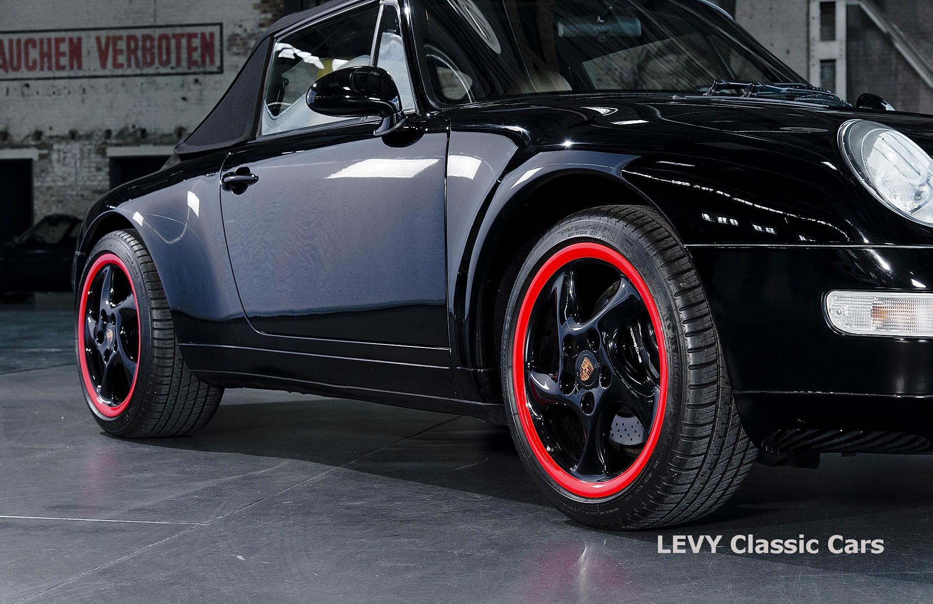 heller Porsche 993 schwarz 42065 003