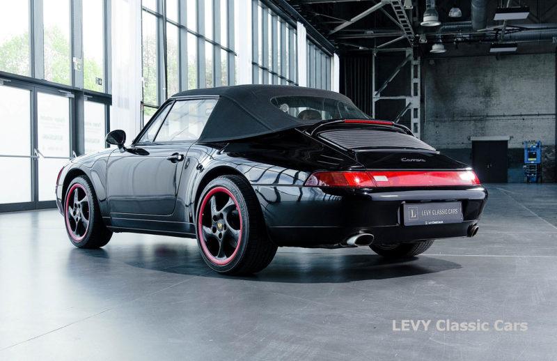 heller Porsche 993 schwarz 42065 012