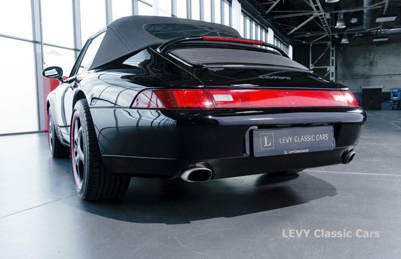 heller Porsche 993 schwarz 42065 014