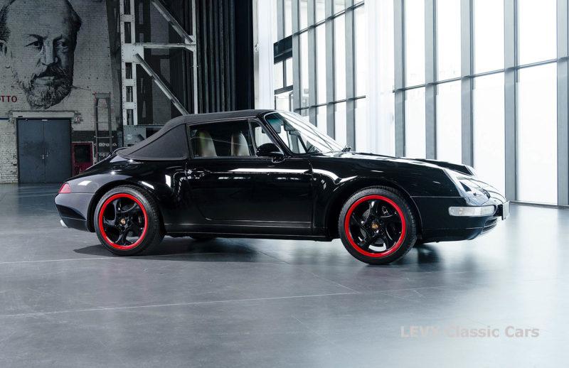 heller Porsche 993 schwarz 42065 016