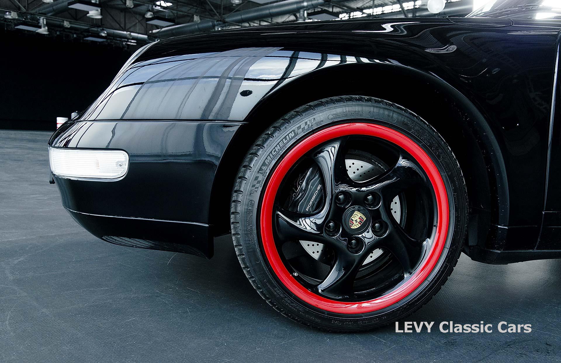 heller Porsche 993 schwarz 42065 018