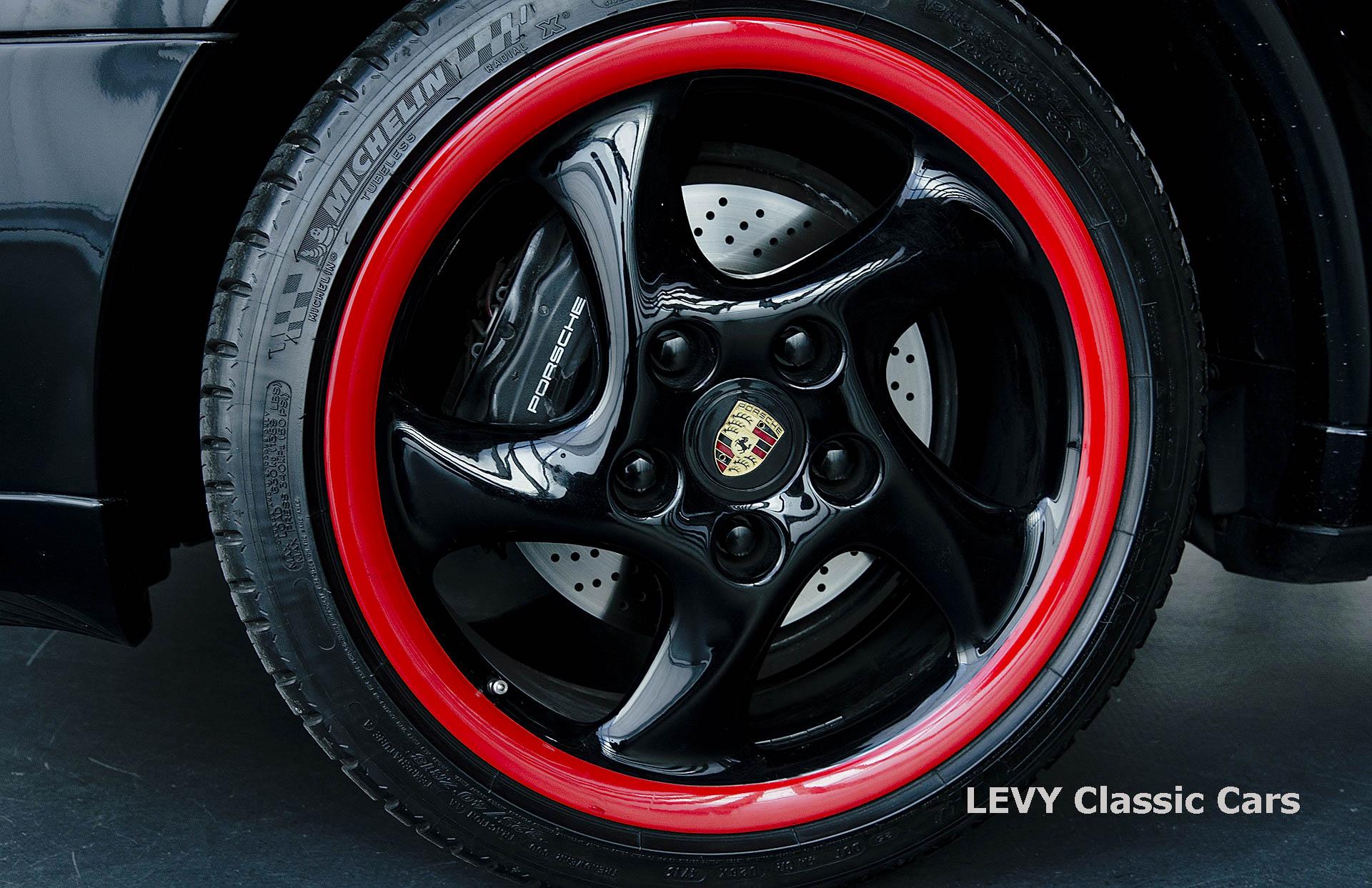 heller Porsche 993 schwarz 42065 019