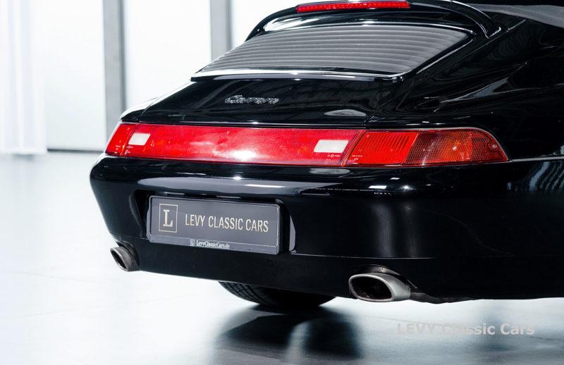 heller Porsche 993 schwarz 42065 023