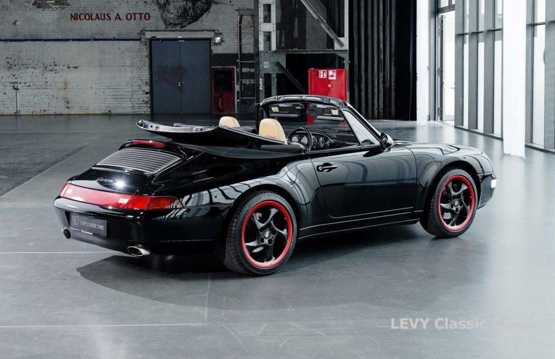 heller Porsche 993 schwarz 42065 027