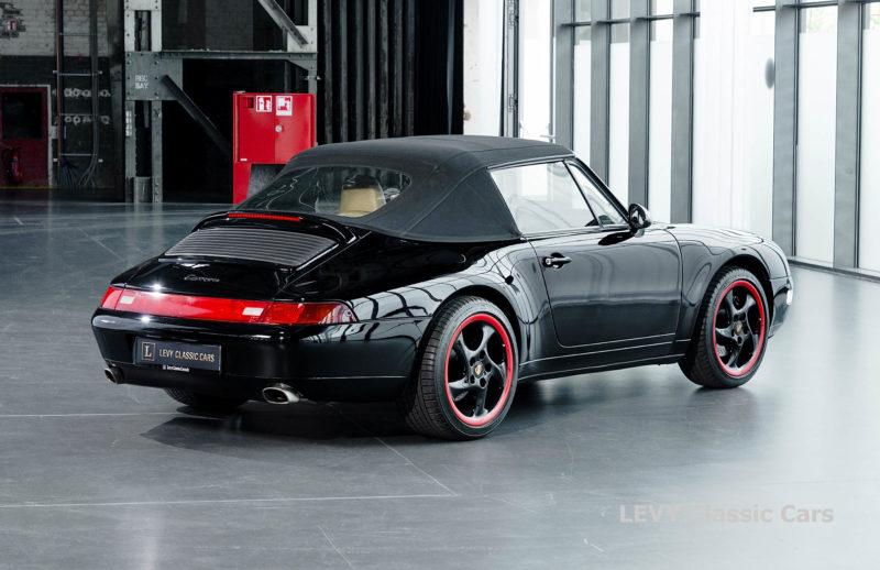 heller Porsche 993 schwarz 42065 032