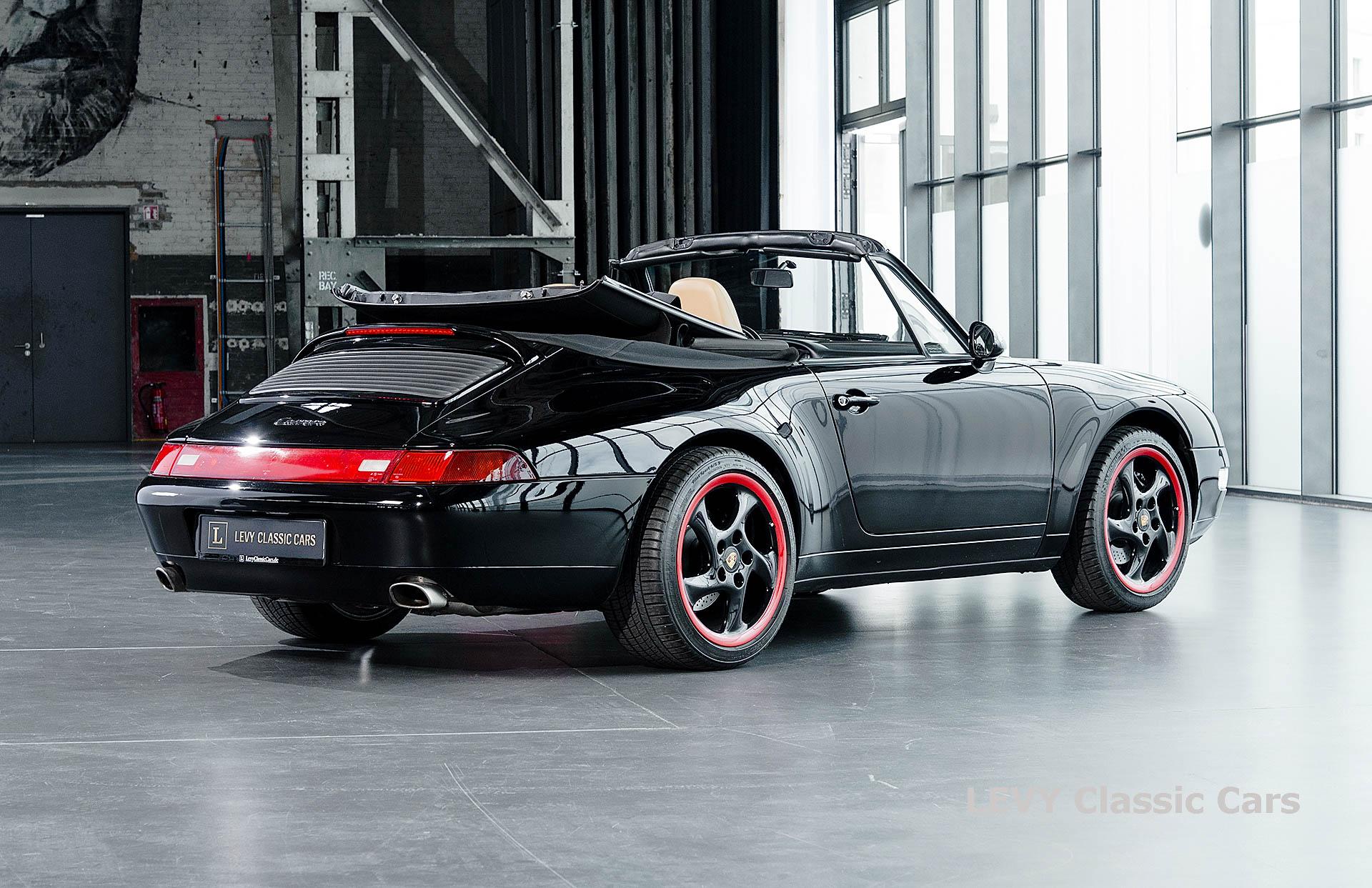 heller Porsche 993 schwarz 42065 034