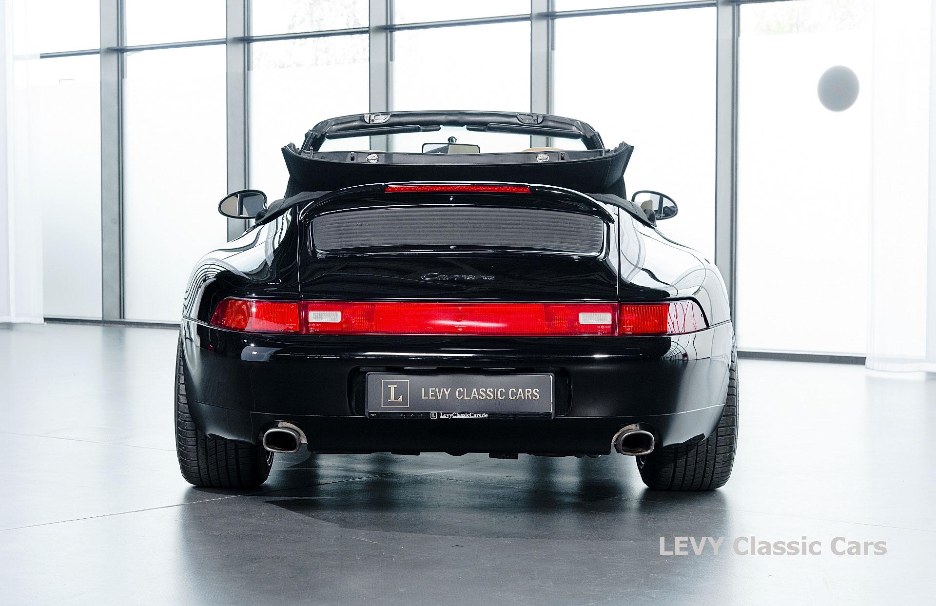 heller Porsche 993 schwarz 42065 037