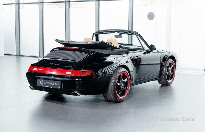 heller Porsche 993 schwarz 42065 038