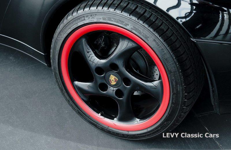 heller Porsche 993 schwarz 42065 044