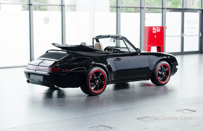 heller Porsche 993 schwarz 42065 049