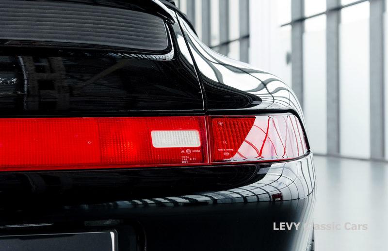 heller Porsche 993 schwarz 42065 072
