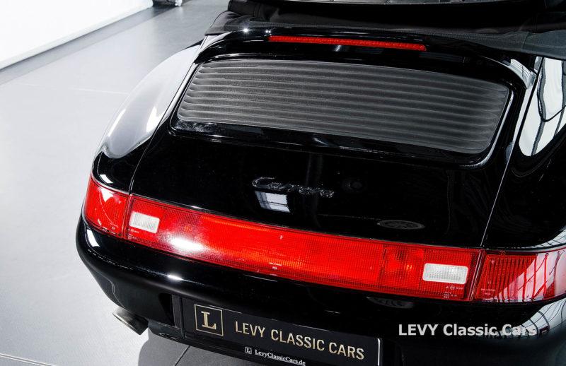 heller Porsche 993 schwarz 42065 073