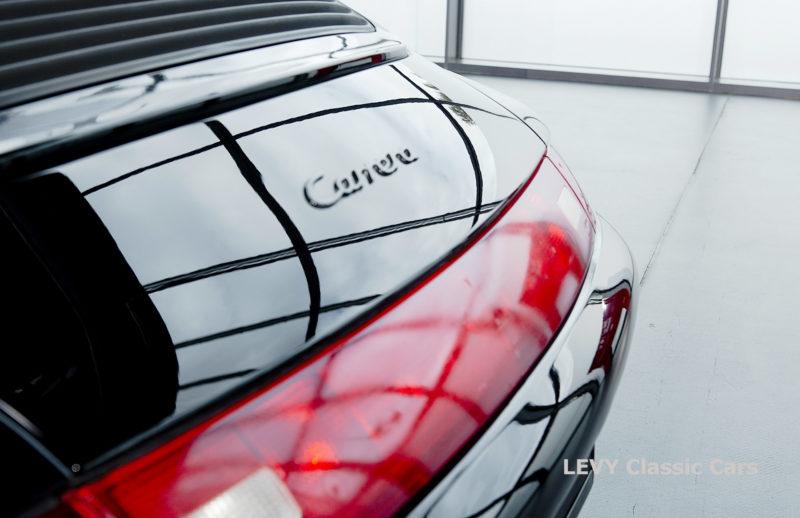 heller Porsche 993 schwarz 42065 075