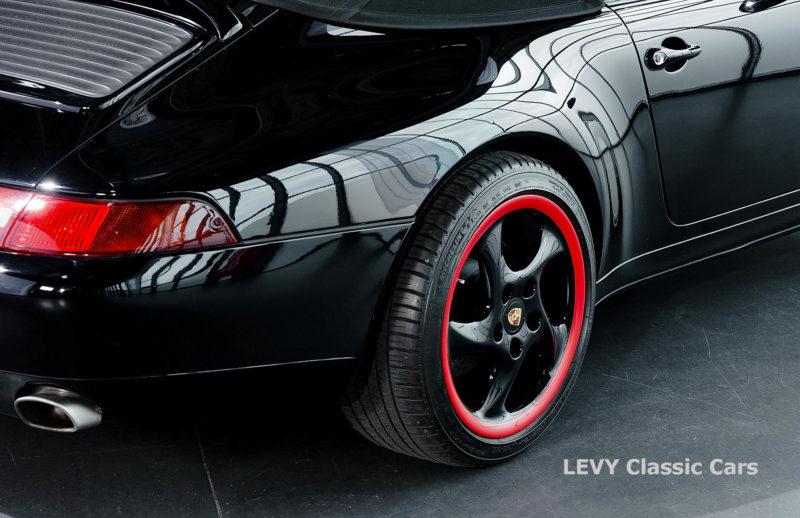 heller Porsche 993 schwarz 42065 079