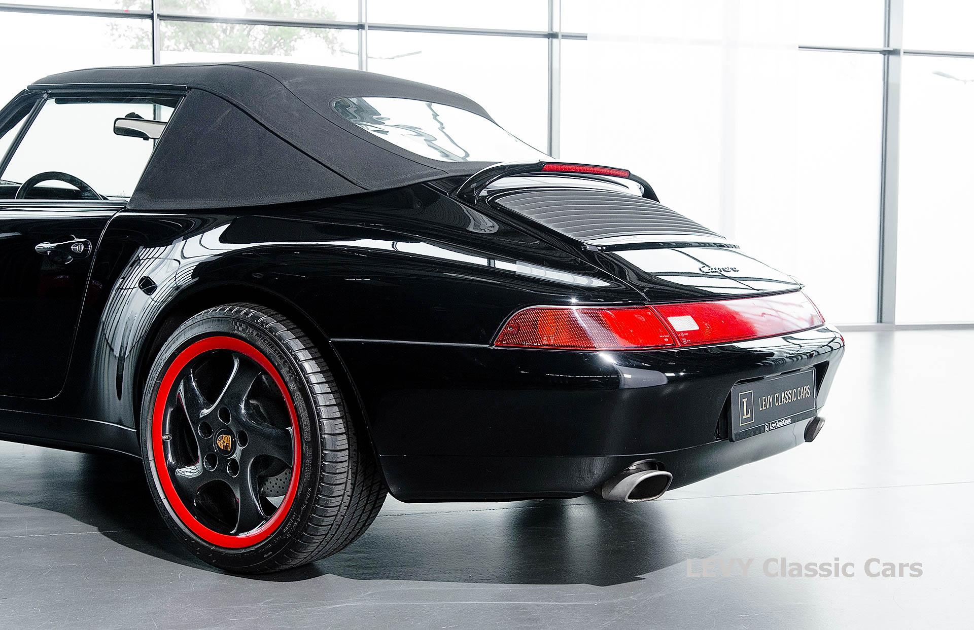 heller Porsche 993 schwarz 42065 081