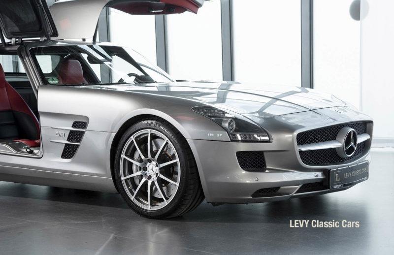 MB SLS AMG 6,3 Coupe 05633 001