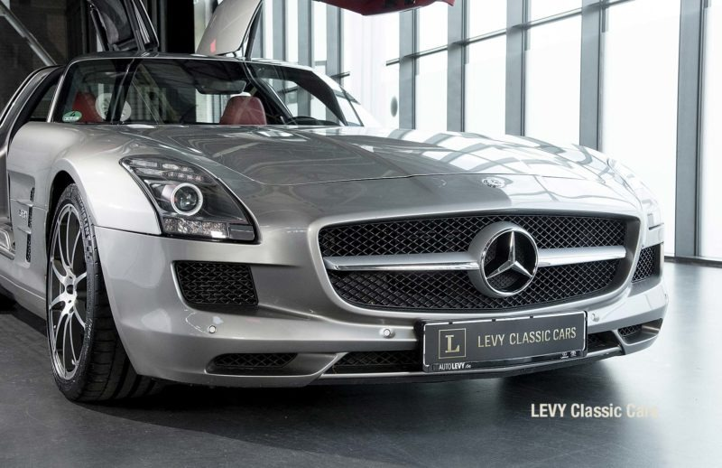 MB SLS AMG 6,3 Coupe 05633 002