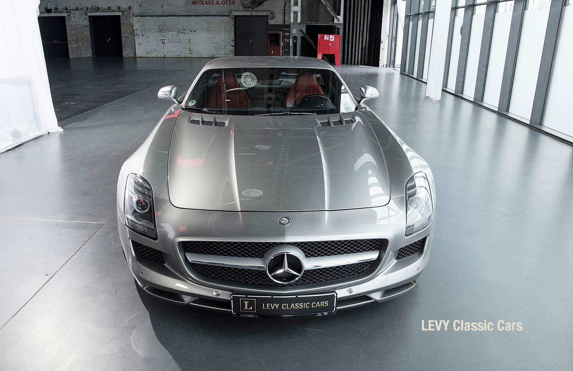 MB SLS AMG 6,3 Coupe 05633 006