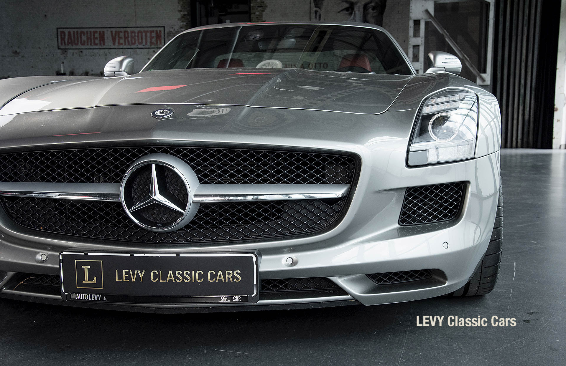 MB SLS AMG 6,3 Coupe 05633 007