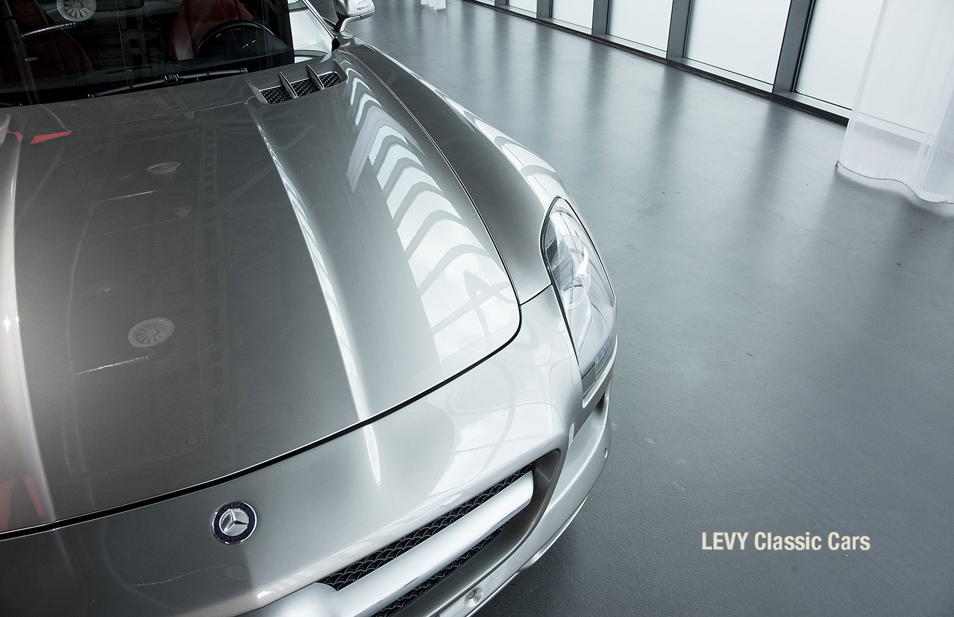 MB SLS AMG 6,3 Coupe 05633 008