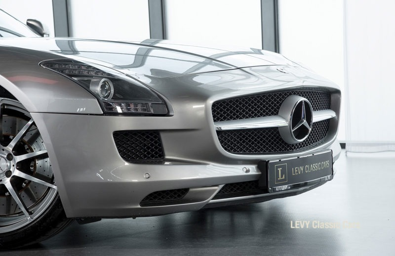 MB SLS AMG 6,3 Coupe 05633 019