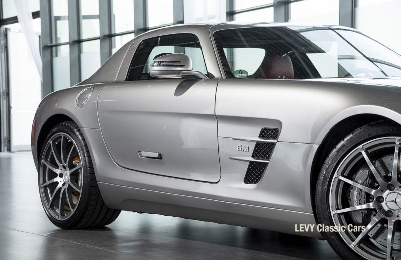 MB SLS AMG 6,3 Coupe 05633 020