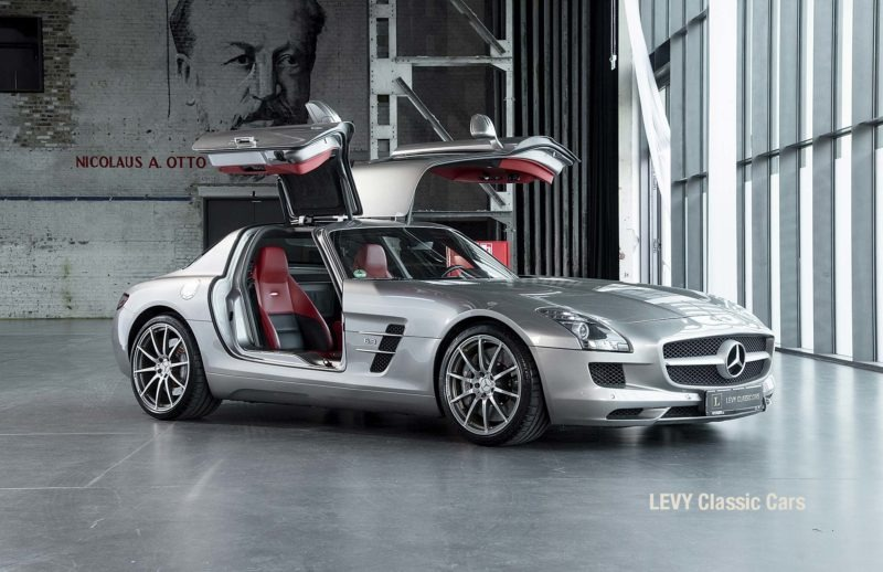 MB SLS AMG 6,3 Coupe 05633 023