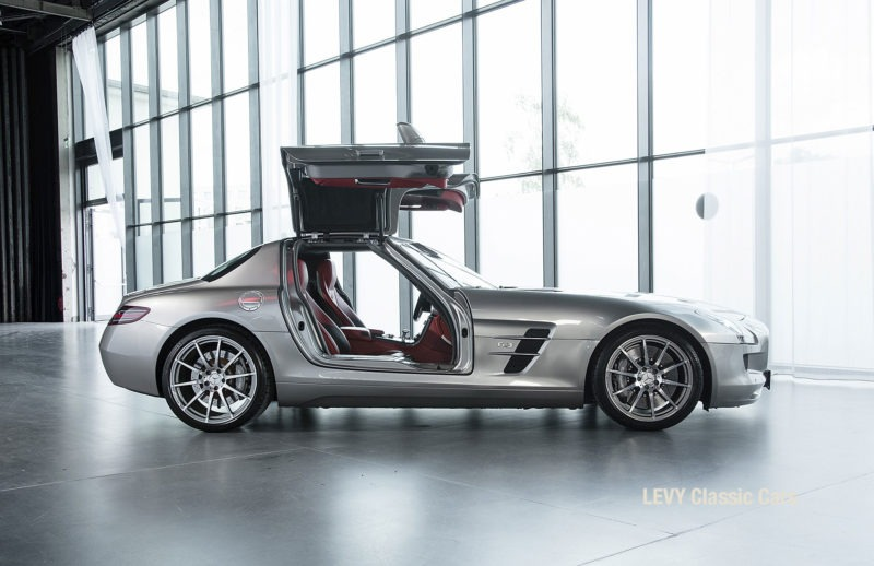 MB SLS AMG 6,3 Coupe 05633 024