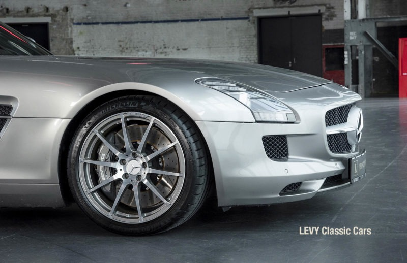 MB SLS AMG 6,3 Coupe 05633 040