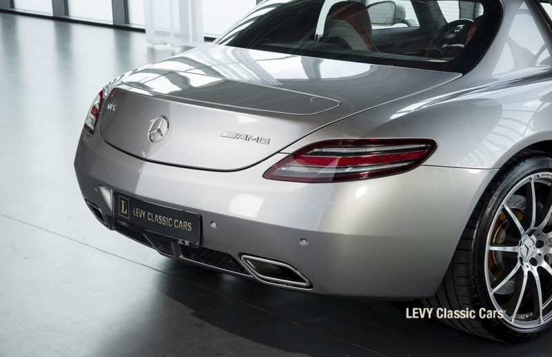 MB SLS AMG 6,3 Coupe 05633 041