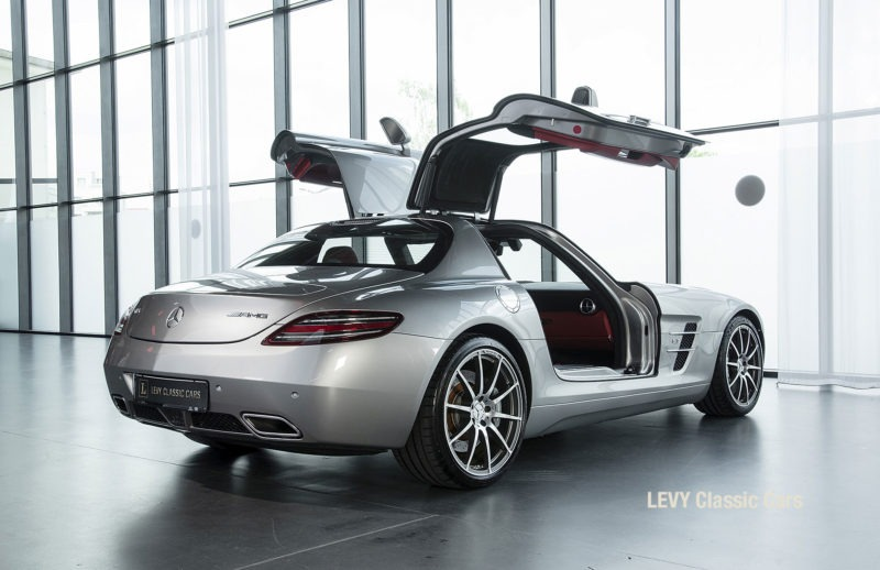 MB SLS AMG 6,3 Coupe 05633 042