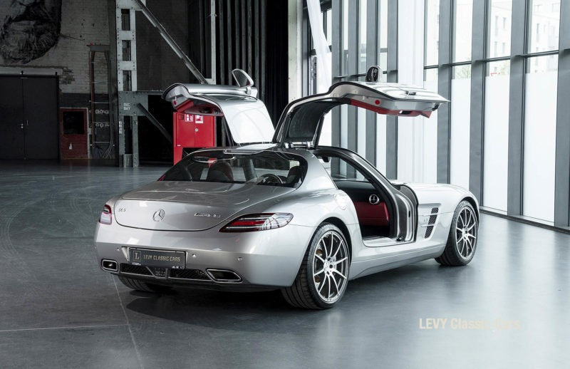 MB SLS AMG 6,3 Coupe 05633 049