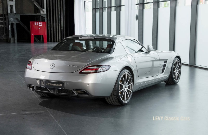 MB SLS AMG 6,3 Coupe 05633 057