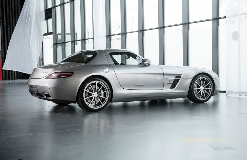 MB SLS AMG 6,3 Coupe 05633 061