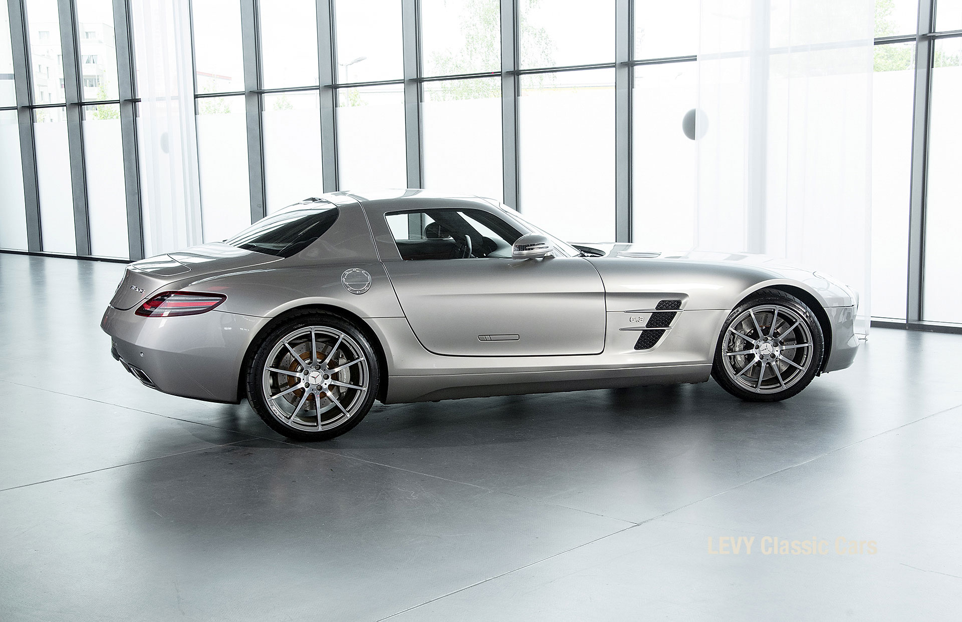 MB SLS AMG 6,3 Coupe 05633 065