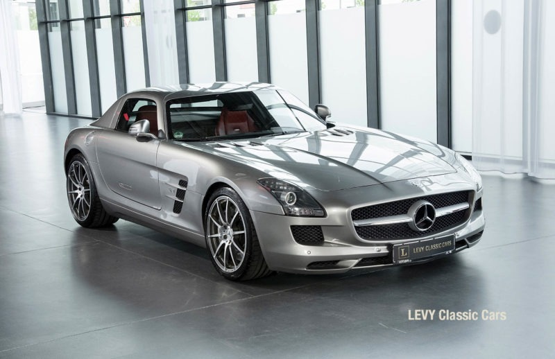 MB SLS AMG 6,3 Coupe 05633 066