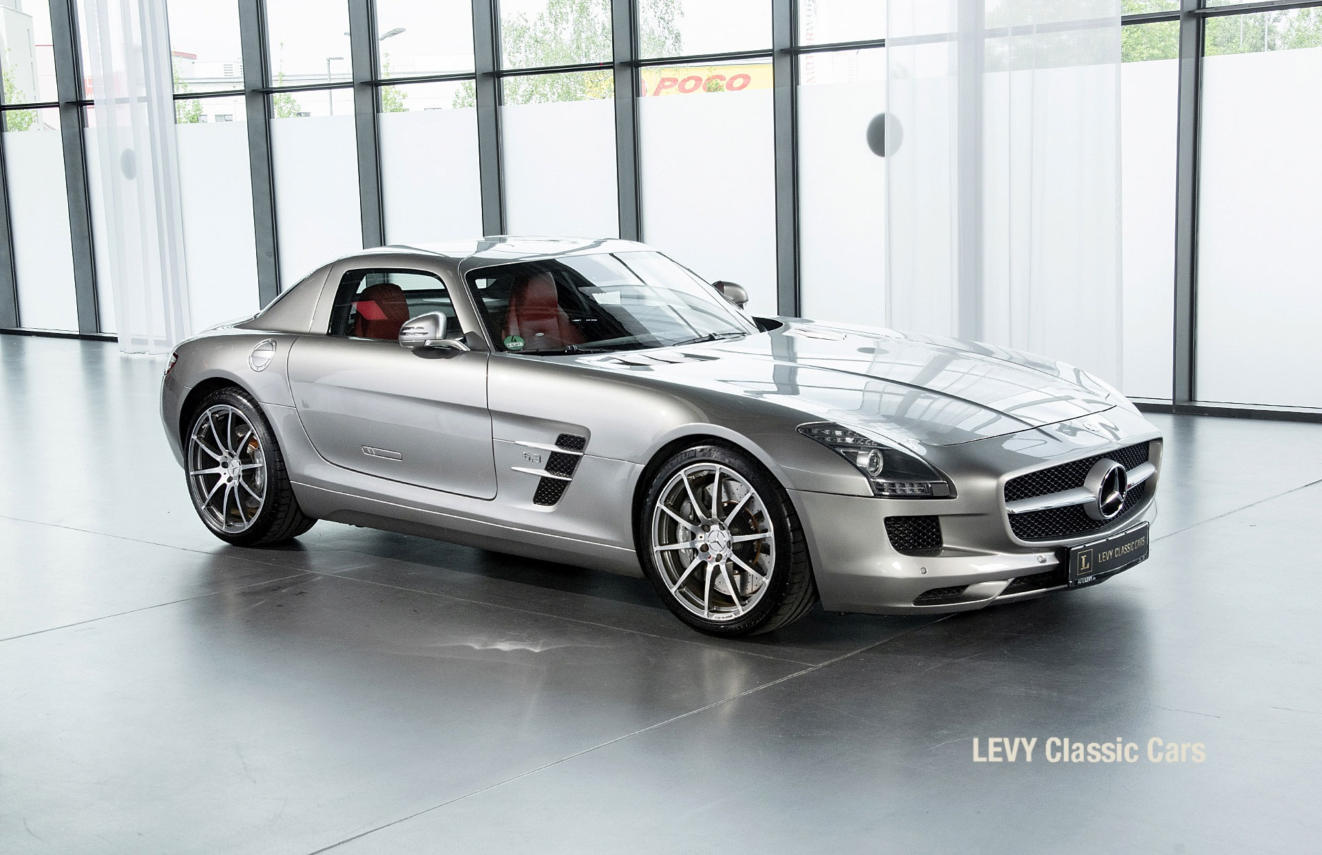 MB SLS AMG 6,3 Coupe 05633 067