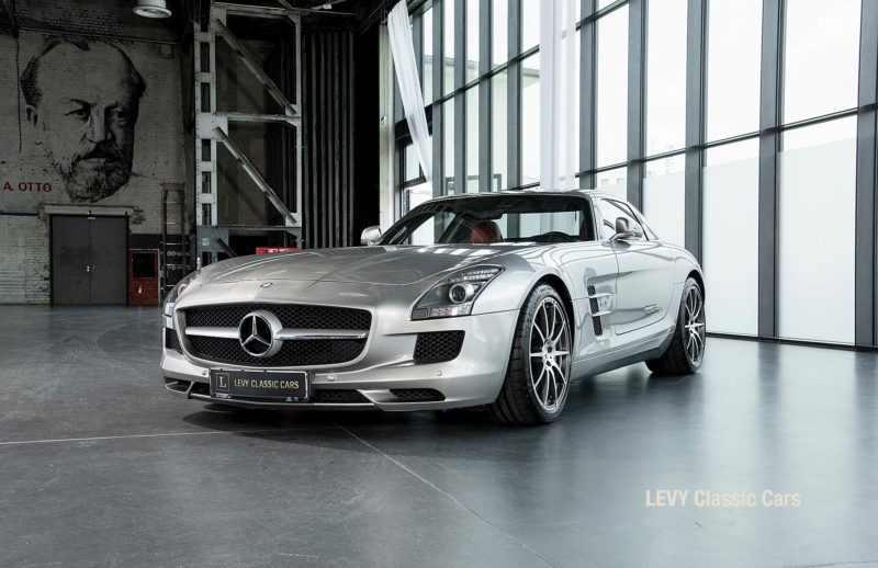 MB SLS AMG 6,3 Coupe 05633 070