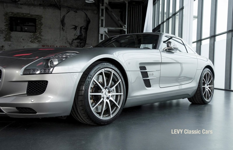 MB SLS AMG 6,3 Coupe 05633 074