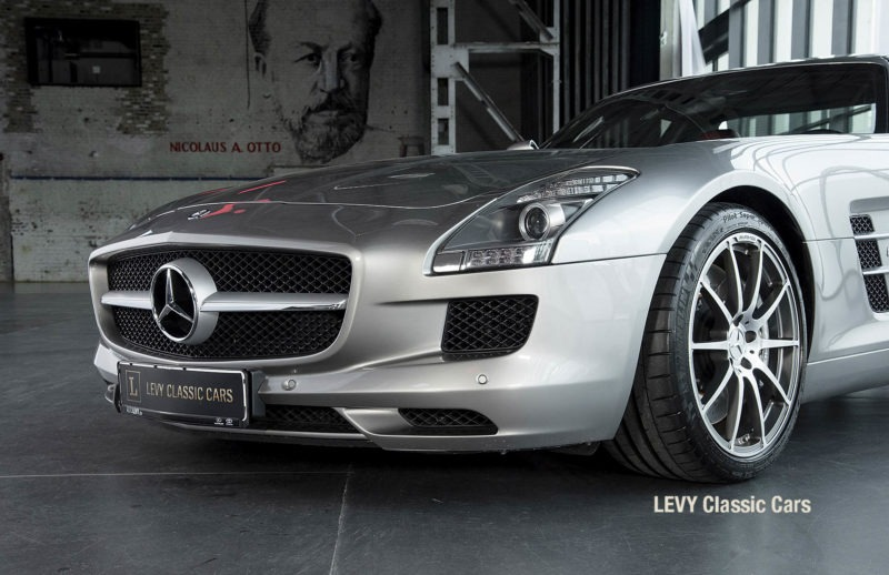 MB SLS AMG 6,3 Coupe 05633 075