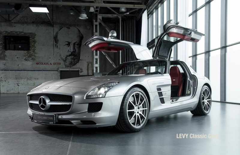 MB SLS AMG 6,3 Coupe 05633 086