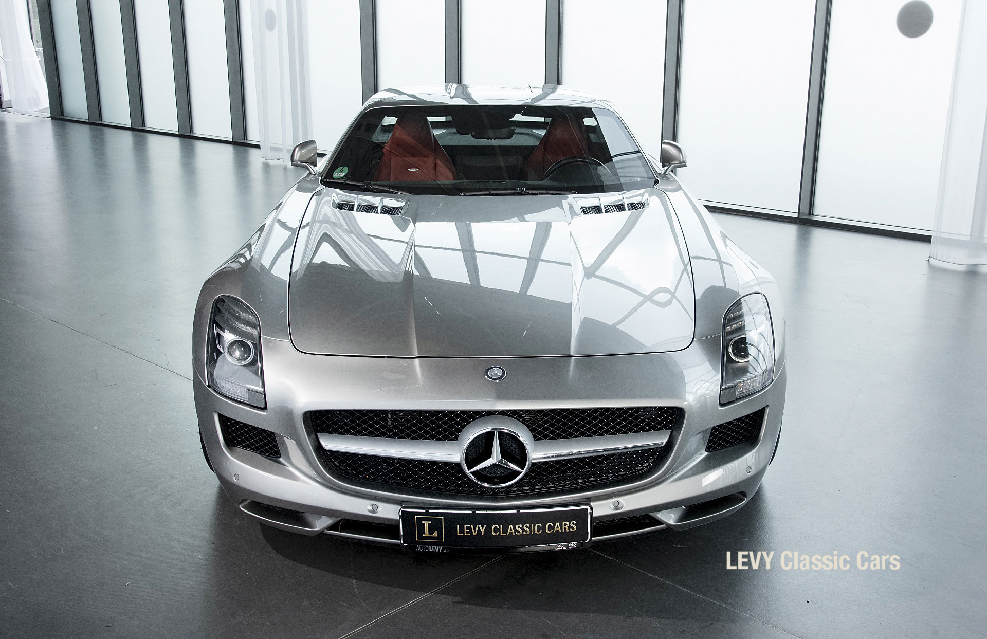 MB SLS AMG 6,3 Coupe 05633 088